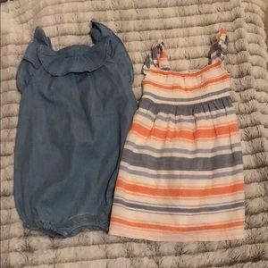 Gymboree and baby gap 12-18 month outfits